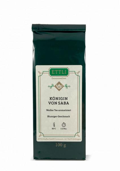 Königin von Saba 100g -Weißer Tee aromatisiert-