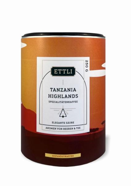 Tansania Utengule 250 g -Spezialitätenkaffee-