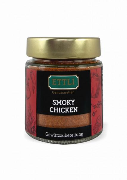 Smoky Chicken 80g im Schraubglas -Gewürzzubereitung-
