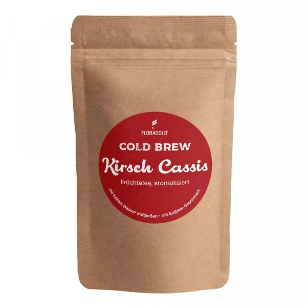 Cold Brew Kirsch Cassis - Früchtetee, aromatisiert 100g