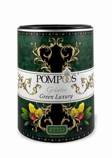 Pompöös Grüntee 200g -Green Luxury-