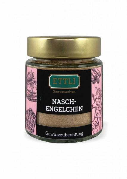 Nasch-Engelchen 120g im Schraubglas -Gewürzzubereitung-