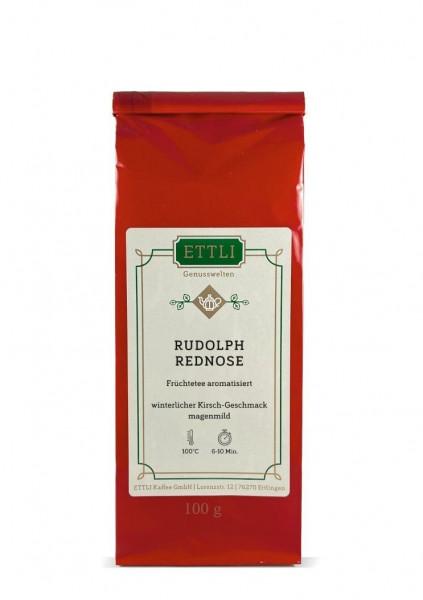 Rudolph Rednose 100g -Früchtetee aromatisiert-