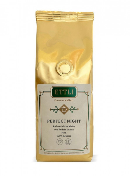 Perfect Night -Entkoffeinierter Kaffee-