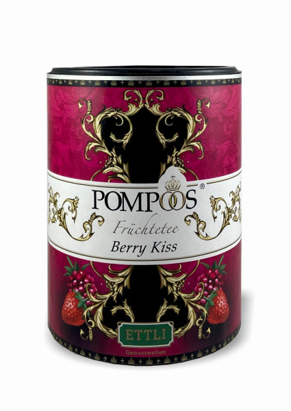 Pompöös Früchtetee 200g -Berry Kiss-