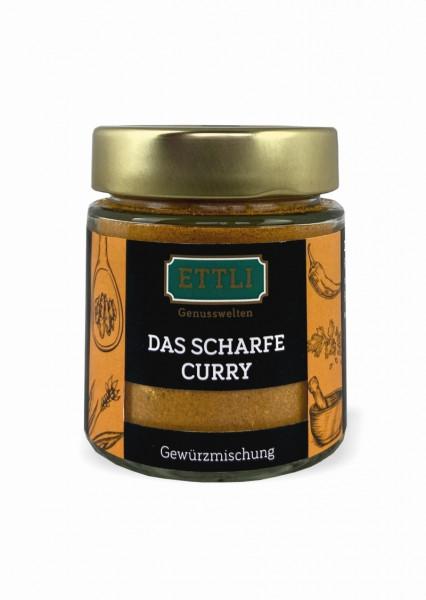 Das SCHARFE Curry 70g im Schraubglas -Gewürzmischung-