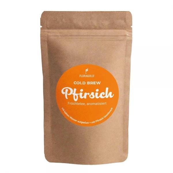 Cold Brew Pfirsich - Früchtetee, aromatisiert 100g