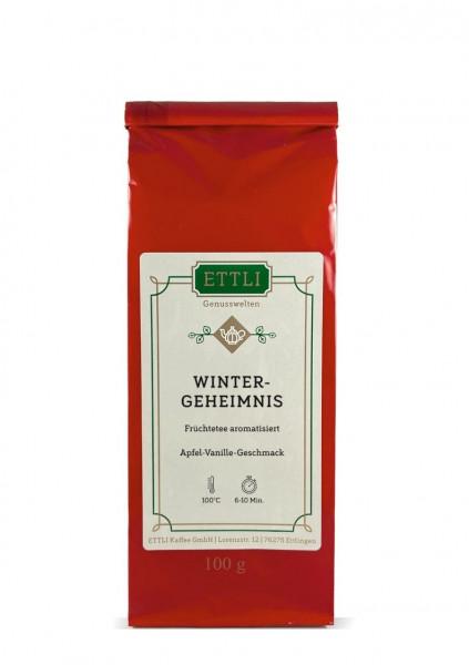 Wintergeheimnis 100g -Früchtetee aromatisiert-