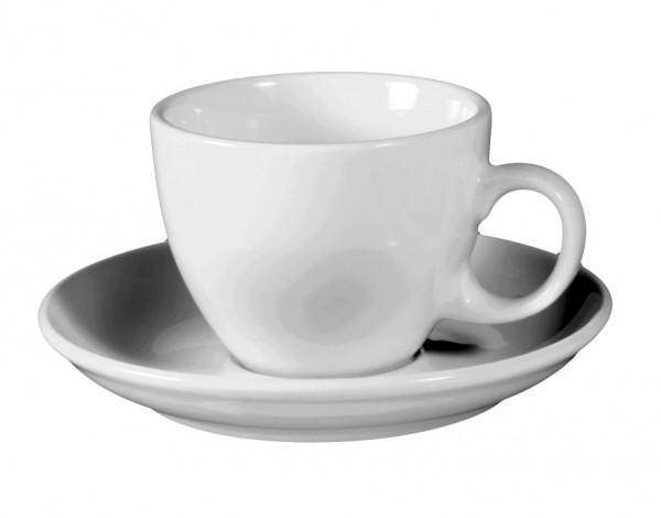 Cappuccino Obere & Untere 1131 / 0,22l weiss Meran