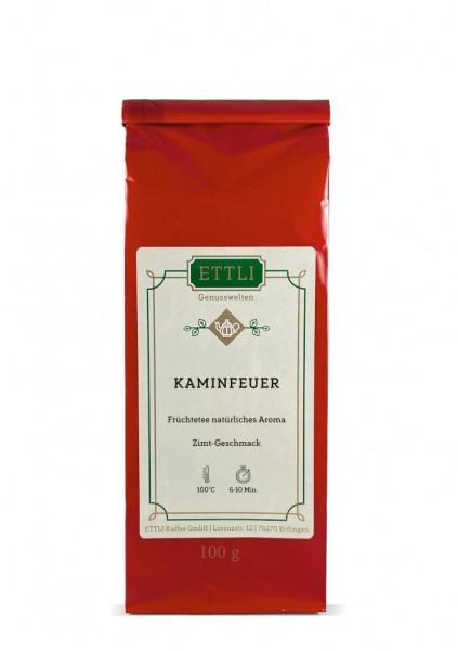Kaminfeuer 100 g -Früchtetee natürliches Aroma-