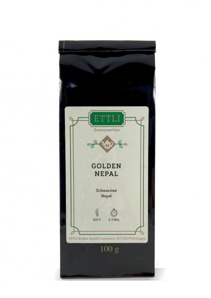 Golden Nepal 100g -Schwarztee-