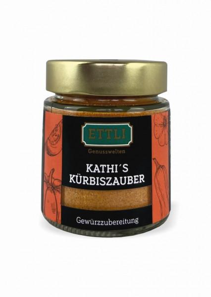 Kathi's Kürbiszauber 100g im Schraubglas -Gewürzzubereitung-